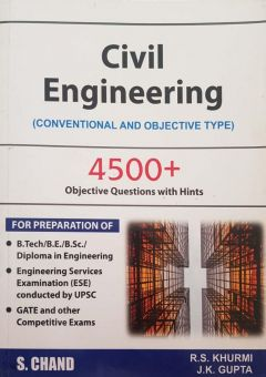 Civil Engineering by S. Chand